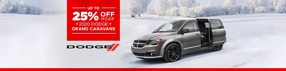 Dodge Discount Offers at Dartmouth Chrysler Jeep Dodge in Dartmouth