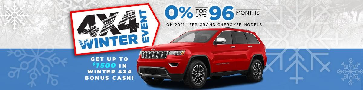 Jeep Discount Offers at Dartmouth Chrysler Jeep Dodge in Dartmouth